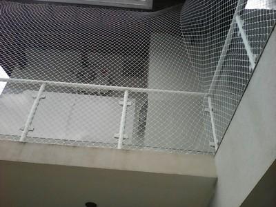 6f7619aa6 Rede de proteção para sacada - Viana Redes