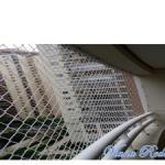 Fabricante de tela de proteção para apartamento