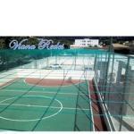 Instalação de tela para quadra esportiva